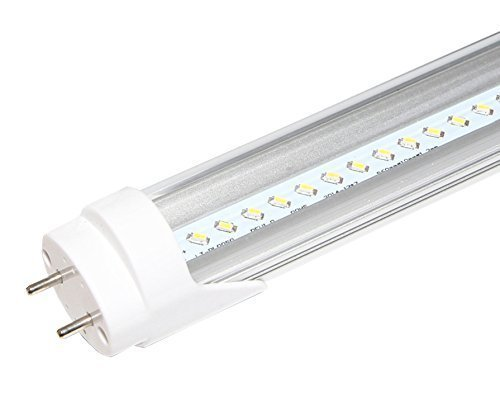 Lowenergie 1764mm 6ft LED Tube Light, 6000K Day White, Frosted Cover, Retrofit Fluorescent energy saving T8 or T12 replacement