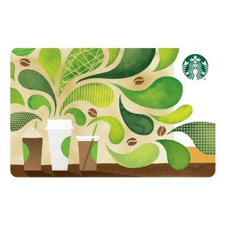 Starbucks gift card coffeehouse new 2015 spring card limited starbucks gift card coffeehouse new 2015 spring card limited edition korea collection negle Images