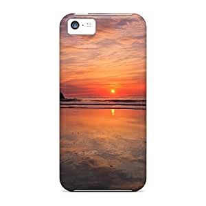 For Iphone 5c Protector Case The Last Sun Phone Cover