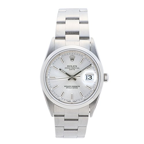 Rolex Datejust automatic-self-wind mens Watch 15200 (Certified Pre-owned) by Rolex (Image #5)