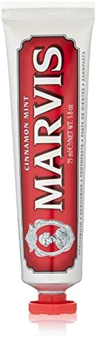Marvis Cinnamon Mint Toothpaste, 3.8 oz
