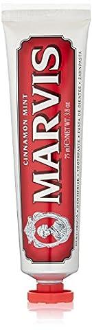 Marvis Cinnamon Mint Toothpaste, 3.8