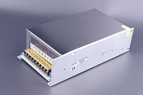 SMAKN® 48V 10.5A 500W DC Regulated Switching Power Supply CNC 400W (Power Supply Cnc)
