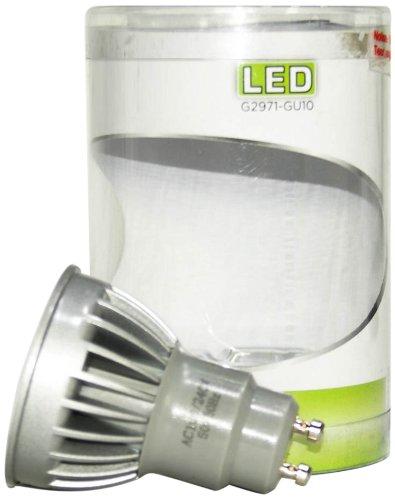 Bosse G2971-GU10 Neo Neon - Bombilla LED (GU10, 6 W, larga
