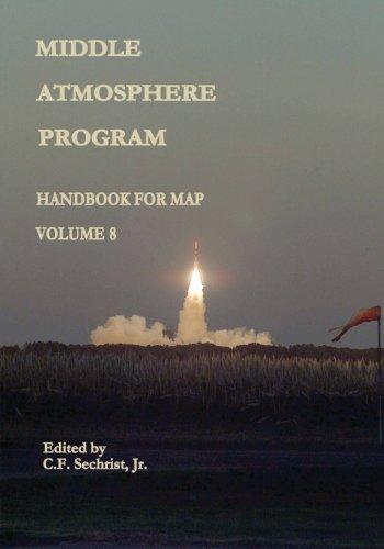 Download Middle Atmosphere Program - Handbook for MAP: Volume 8 pdf