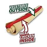 SmartBones SmartSticks Chicken Rawhide Free Dog