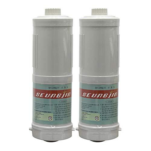 Biontech Water Ionizer Filter Set for BTM-105U, BTM-500, - Ionizer Water Biontech