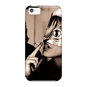 Cute High Quality Iphone 5c Crystal Castles Case