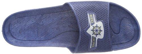 Erwachsene Blau Yacht Sandalen Marine 7227 10 54 Unisex Fashy Club Bade HTqTgS