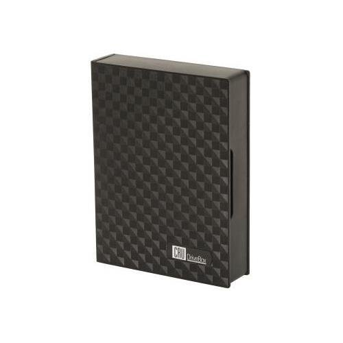 CRU Dataport WiebeTech 3851-0000-09 DriveBox Anti-Static 3.5'' Hard Disk Case - Plastic by CRU