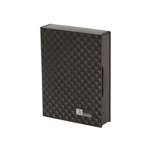 CRU Dataport WiebeTech 3851-0000-09 DriveBox Anti-Static 3.5'' Hard Disk Case - Plastic by CRU