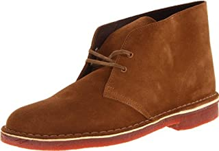 CLARKS Men's Desert Chukka Boot, Tobacco Suede, 8.5 M US (B00AYCL2BU) | Amazon price tracker / tracking, Amazon price history charts, Amazon price watches, Amazon price drop alerts
