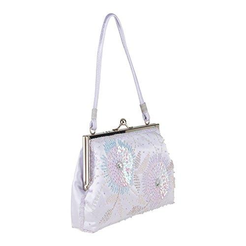 Lilac Womens Clutch Purple Farfalla Farfalla Womens 90339 8wzqZ