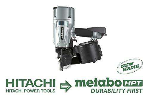 Metabo-HPT NV83A5M 3-1/4″ Coil Framing Nailer (Renewed A)