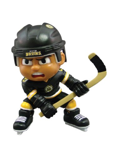 Lil' Teammates Boston Bruins Slapper NHL Figurines (Kids Nhl Boston Bruins Uniform Set)