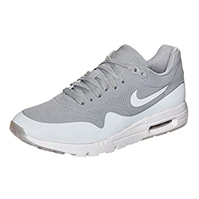 704995-002 WOMEN AIR MAX 1 ULTRA MOIRE NIKE WOLF GREY/WHITE