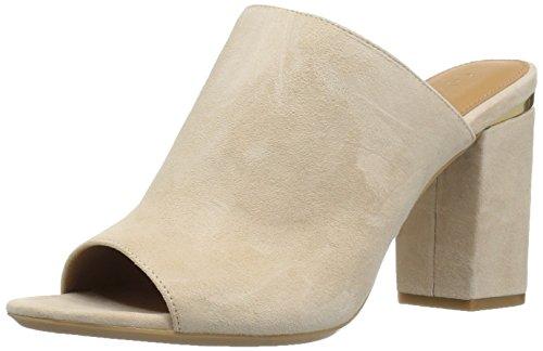 Calvin Klein Women's Cicelle Dress Sandal, Sand, 7.5 M US by Calvin Klein