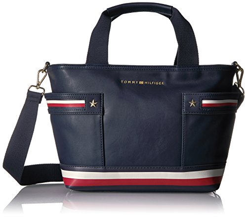 Tommy Hilfiger Purse for Women Larissa, Tommy Navy