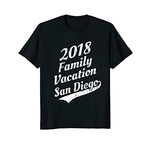 Vacation Shirts for Groups, San Diego California - Outlet California Diego San