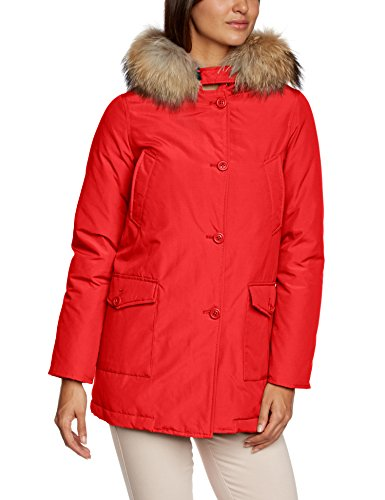 Bright Femme Brre Rouge Canadian Classics Red Lindsay Blouson xqw44HzTtX
