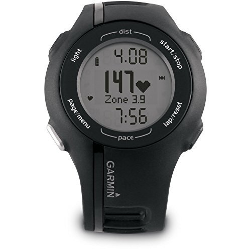 Garmin Forerunner 210 Water Resistant GPS Enabled Watch without Heart Rate Monitor-(Certified...