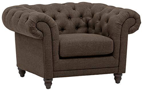 Stone & Beam Bradbury Chesterfield Tufted Accent Chair, 50