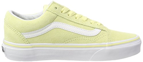 Tender Suede Old White Adults' Vans True Yellow Trainers Yellow R1l Skool Unisex nHwp7YEq70
