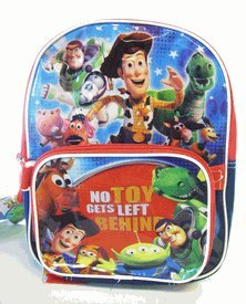 Toy Story 12'' Backpack w/ Detachable Utility Case by Fast Forward