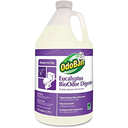 OdoBan 27062-G4 1 Gallon Bio-Odor Control Digester (Case of 4)