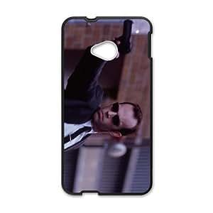 The Matrix HTC One M7 Cell Phone Case Black NHR