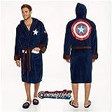 Capitán América Logo Albornoz multicolor one size