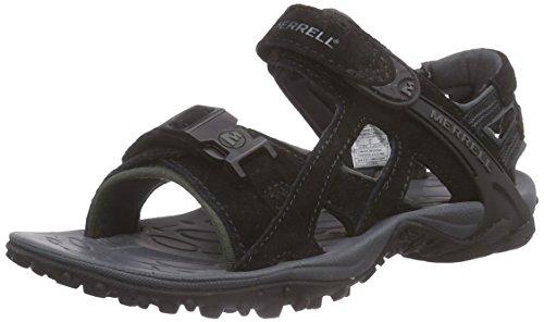 Merrell KAHUNA III - Zapatillas de senderismo Mujer Negro - negro