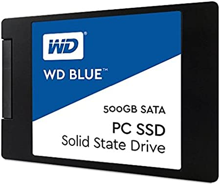 WD Blue, disco de estado sólido (SSD) interno de 500 GB - SATA a 6 ...