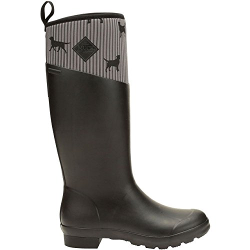 Black Dog Boots Stivali Print Muck Donna tw6qFv8P
