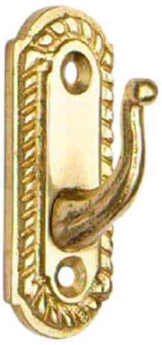 Bulk Hardware BH01618 50 x 20 x 20 mm Georgianischer Gardinen