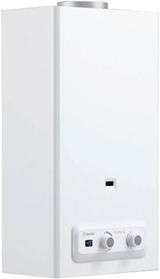 Beretta 20125204 - Calentador de baño de hierro fundido 2 DGT 11 ae Metano