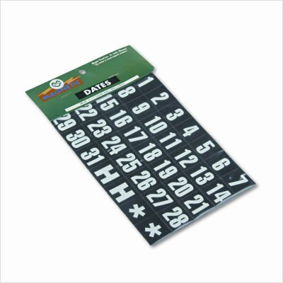 - Magna Visual Magnetic Calendar Dates Indicators