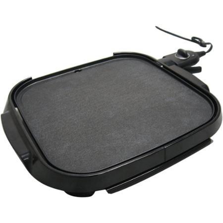 Faberware Family-Size 14'' x 14'' Griddle, Black