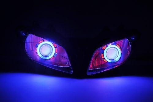 H13, 9008 Pair Xprite LED Headlight Canbus Wiring Kit Computer Warning Error Free Anti Flicker Resistor Canceler Decoder