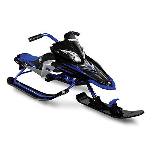 Yamaha 1-Rider Apex Snow Bike/Sled for Kids (Blue/Black) by Yamaha`
