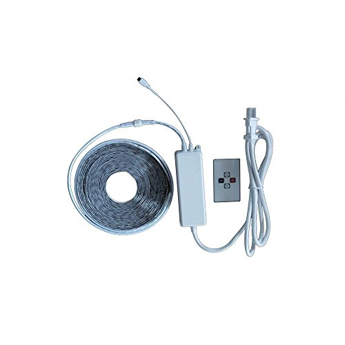 Commerical Tape Light: Commercial Electric 24 Ft. LED Warm White Indoor/Outdoor
