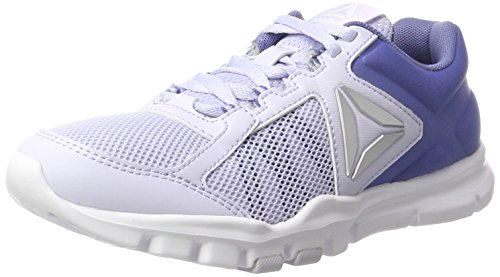 white Donna 0 Sportive Yourflex Viola Indoor lilac Mt 9 Scarpe Shadow Lilac Trainette Reebok lucid 4ZS61nqn