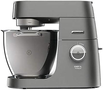 ماكينة المطبخ الكلاسيكية كينوود تيتانيوم إكس إل سعة ٦.٧ لتر وقوة ١٧٠٠ واط