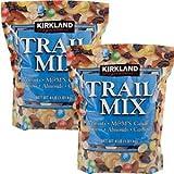 Kirkland Signature Trail Mix, 4 Pounds - 2 Pack