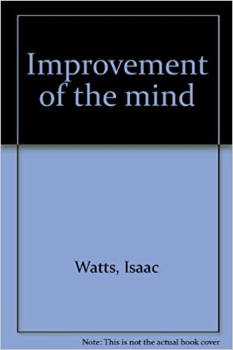 книга совершенствование разума исаак уоттс