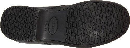 Skechers para el trabajo Caviar 76503 Ii Trabajo Oxford Black