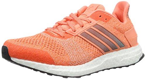 Rot Boost ST Negbas Damen adidas Narsup Orange W Brisol Ultra Laufschuhe Schwarz YpUWEwq