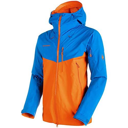 (マムート) Mammut ヌードバンドプロHSフッドジャケット GTX Pro Jacket (並行輸入品) Sunrise/Ice XL