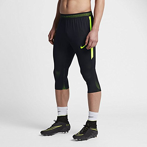Nike Mens Strike Football Pant - Black Green