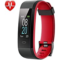 Willful Fitness Tracker,Heart Rate Monitor Watch Fitness...